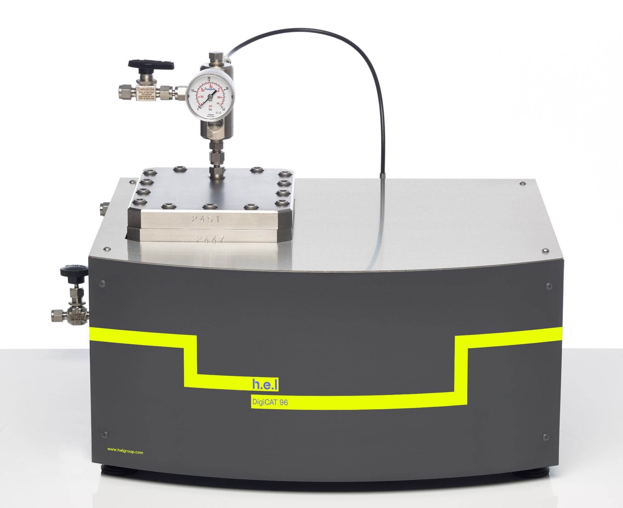DigiCAT 96: A 96 Well Plate Automated Catalysis Screening Platform