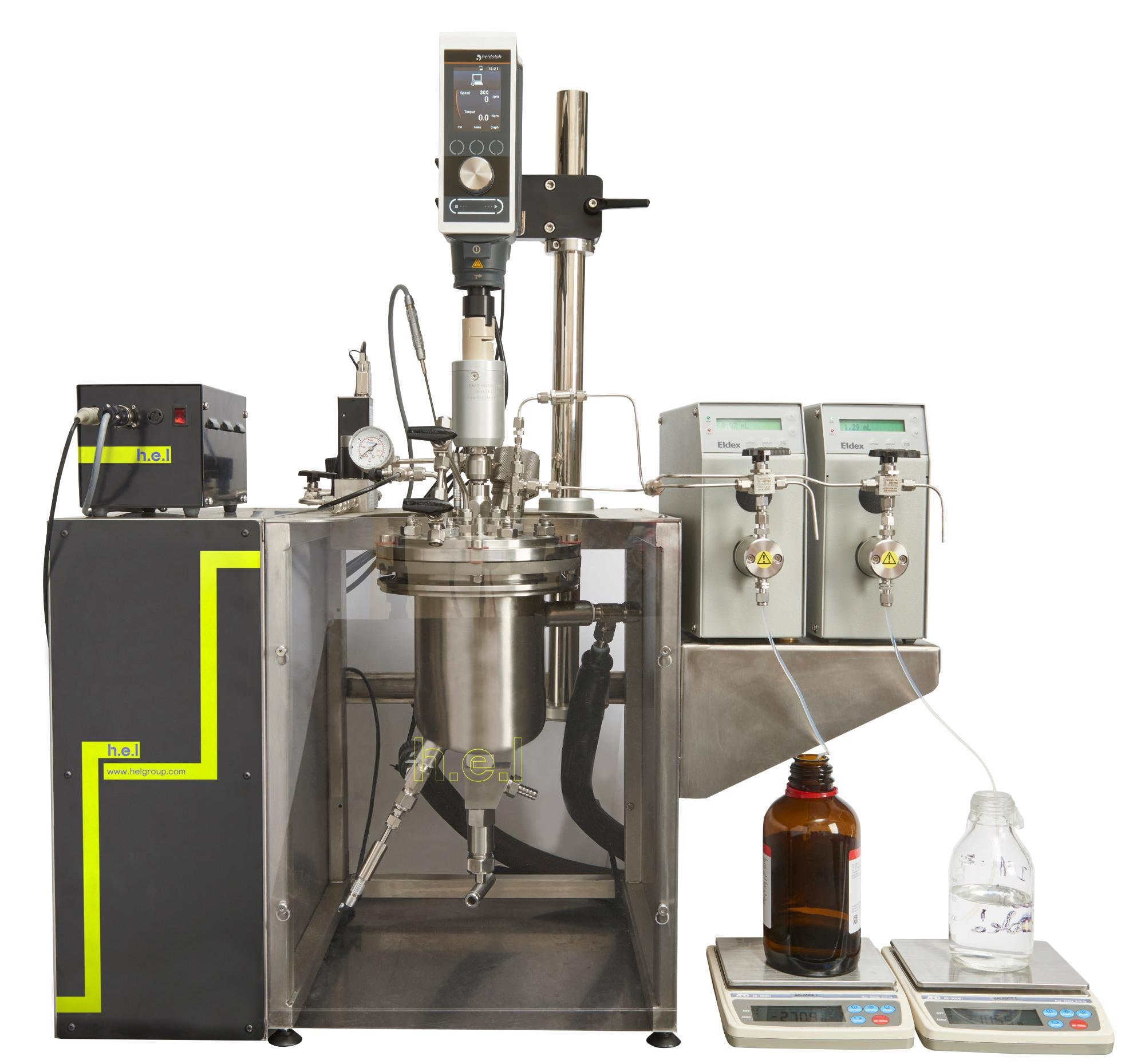 AutoLAB High Pressure: A High Pressure Automated Reactor System