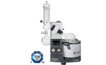 Intelligent Evaporation with the Hei-VAP Series of Rotary Evaporators