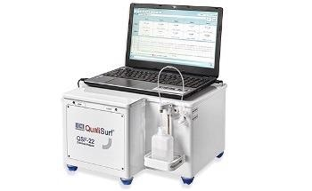 The QUALISURF® QSF-22: A Benchtop NIR Chemical Analyzer