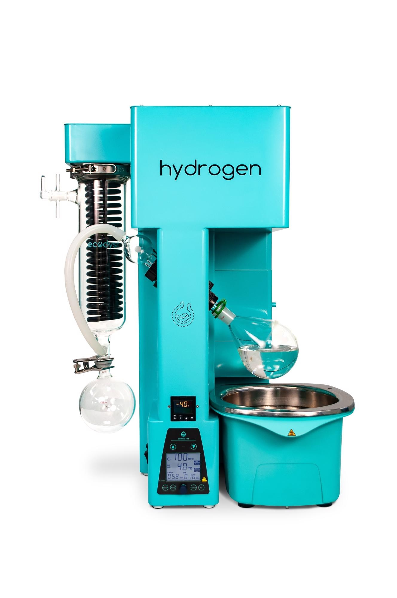 Ecodyst Hydrogen Rotary Evaporator