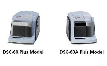 Shimadzu's DSC-60 Plus Series of Differential Scanning Calorimeters