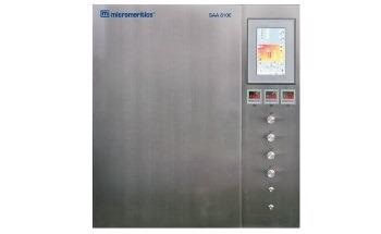 Selective Adsorption Analyzer (SAA): Gas Delivery System and Precision-Controlled Breakthrough Analyzer