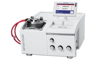 HP DSC 2+ — A High-Pressure Differential Scanning Calorimeter from Mettler-Toledo