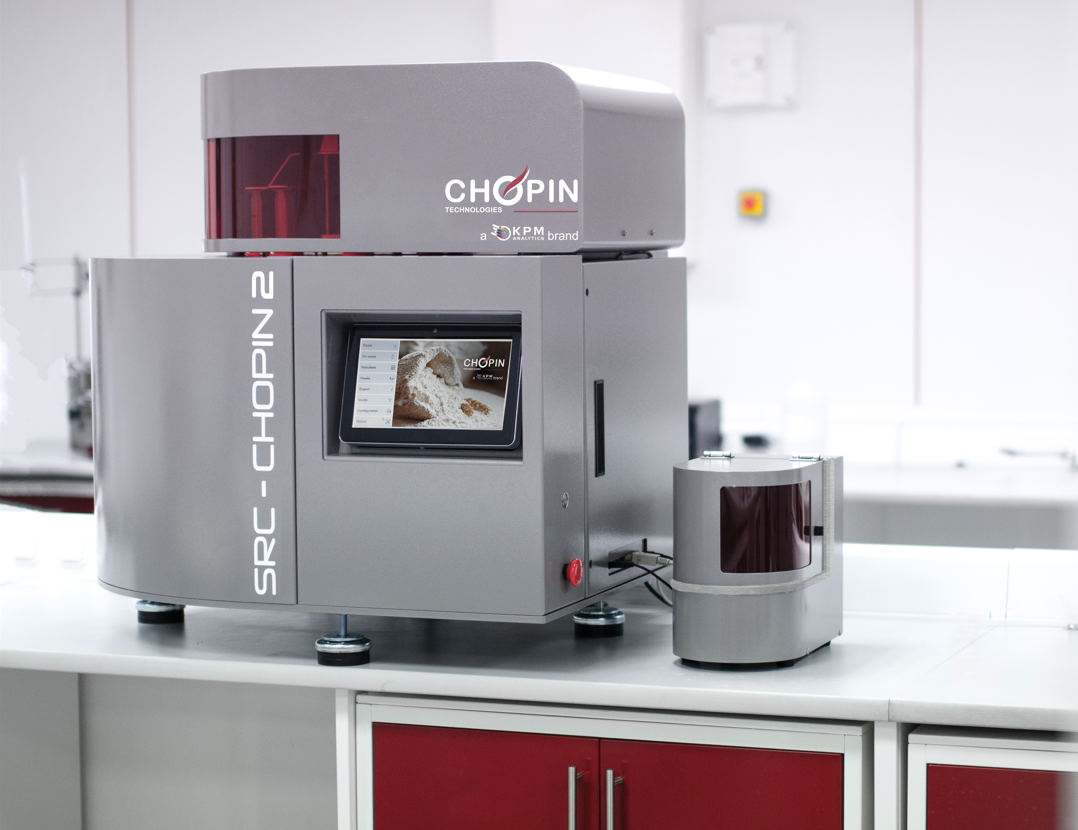 New Automated SRC Analyzer for the Baking and Milling Industries
