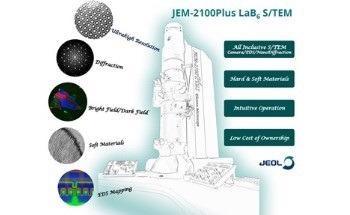 JEM-2100 Plus Transmission Electron Microscope