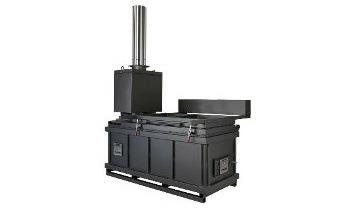 I8-140G Model: High Performance, Large Scale Incinerator