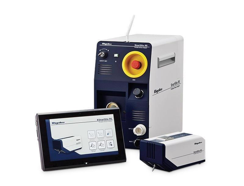 Non-Destructive Portable Stress Analyzer - SmartSite RS