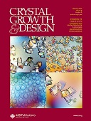 Crystal Growth & Design: American Chemical Society Publications