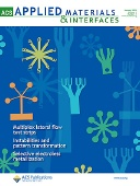 ACS Applied Materials & Interfaces: American Chemical Society Publications