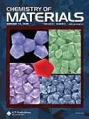 Chemistry of Materials: American Chemical Society Publications