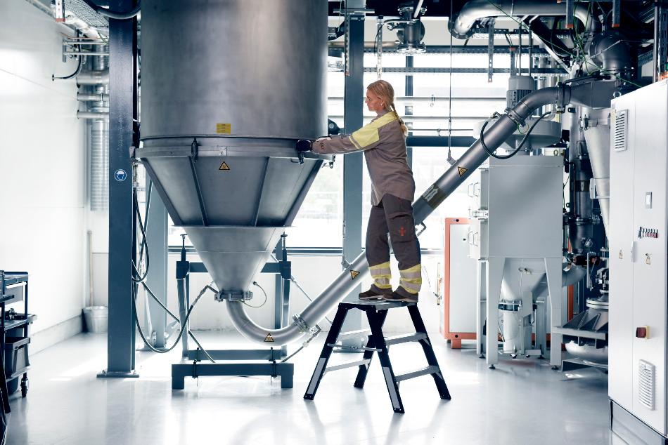 Sandvik AM Achieves ISO 13485:2016 Medical Certification for Titanium Powder Plant