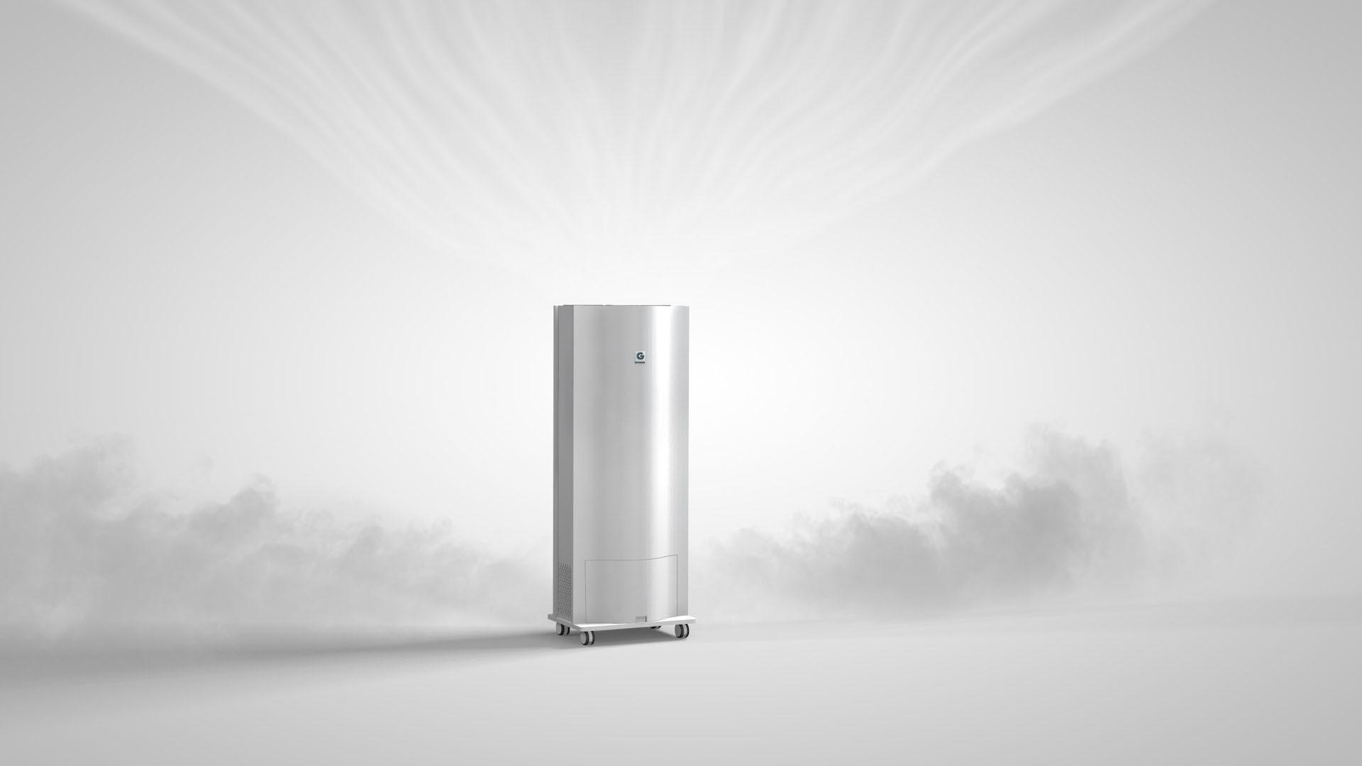 Air Purification Devices Distributed by UK Company, KSG Health, are Proven to be 99.999% Effective Against COVID