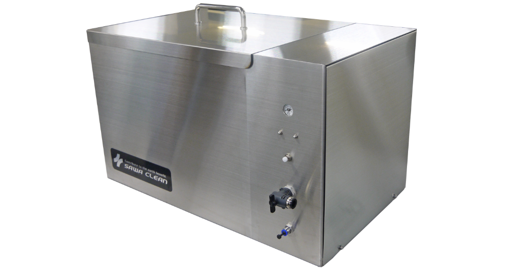 Seika Machinery Launches Sawa Multi-Purpose Cleaning System