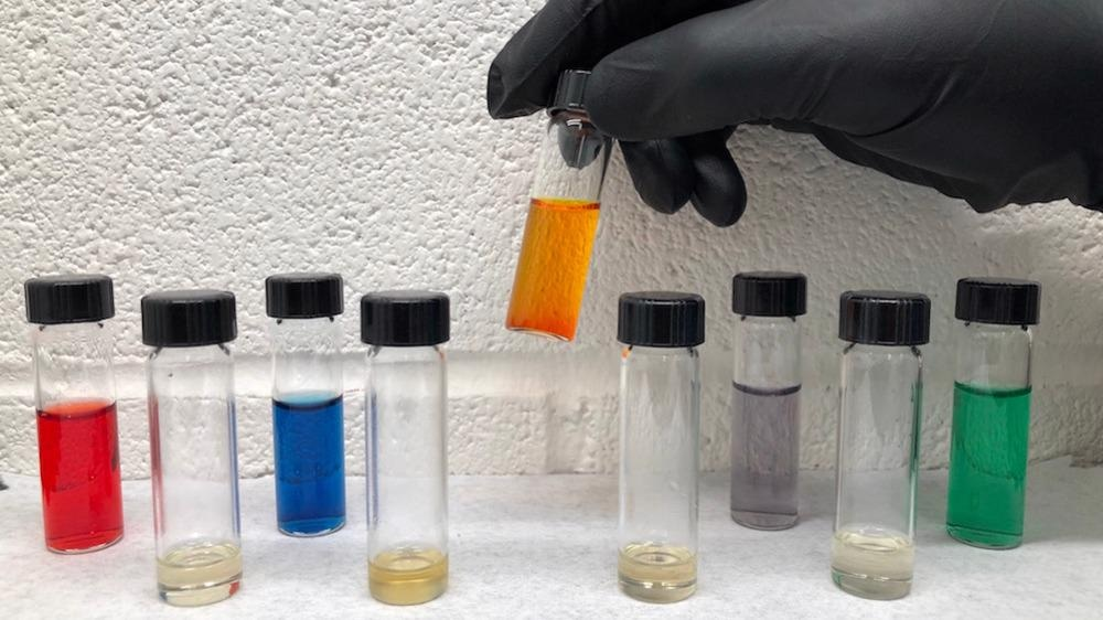 New Solvent Improves on an Emerging Desalination Technology