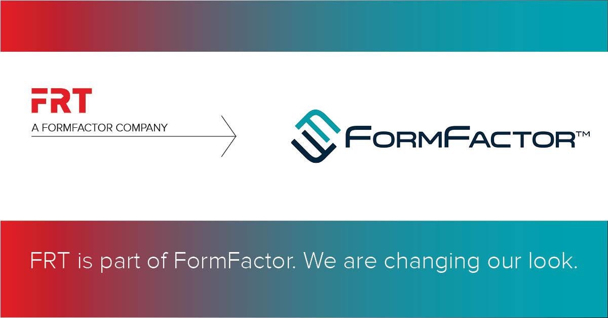 FRT is part of FormFactor.