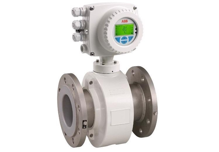 ABB Launches World's First Power Over Ethernet Flowmeters