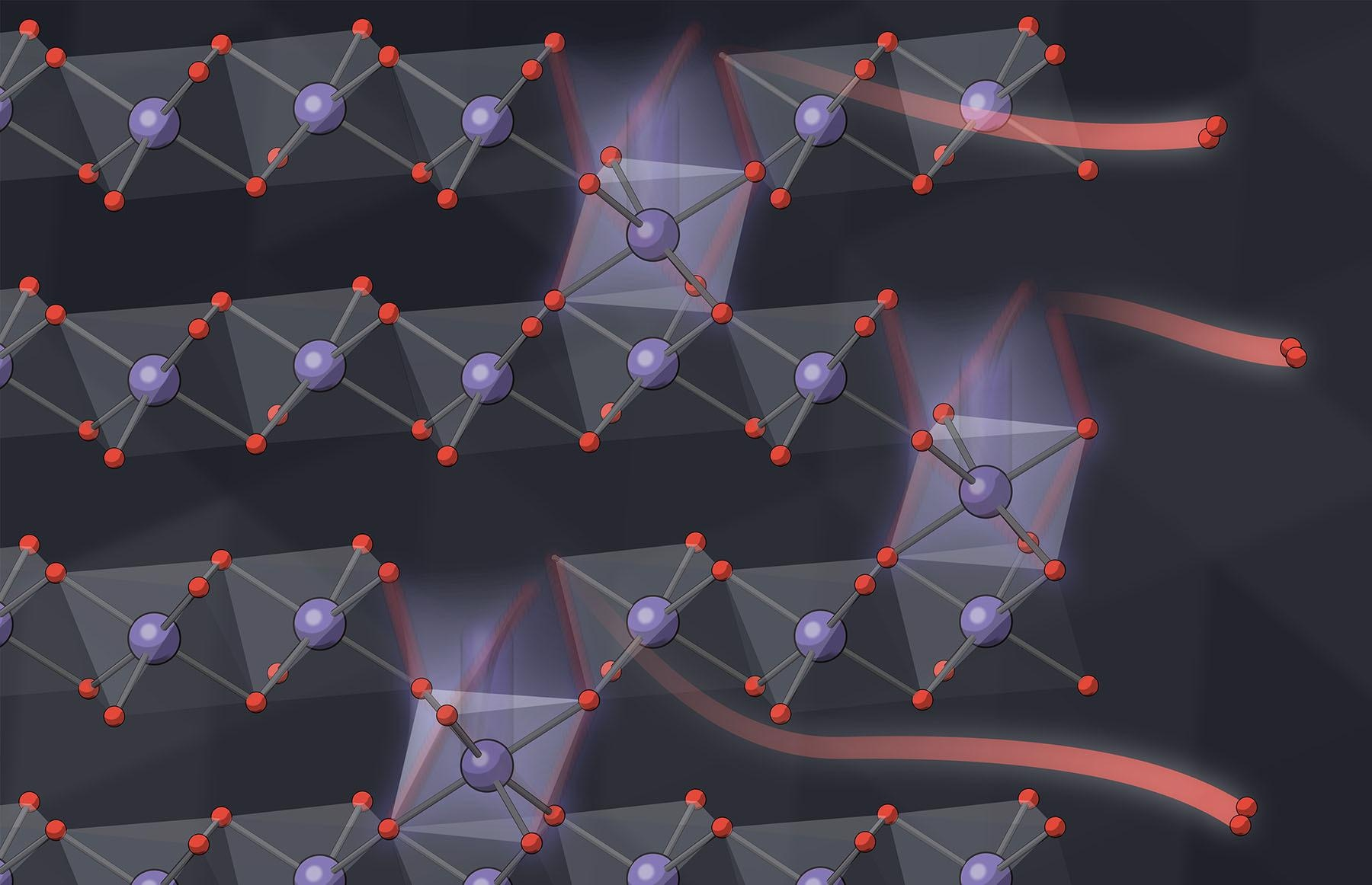 Study Shows How Oxygen Loss Degrades the Performance of Lithium-Ion Batteries.