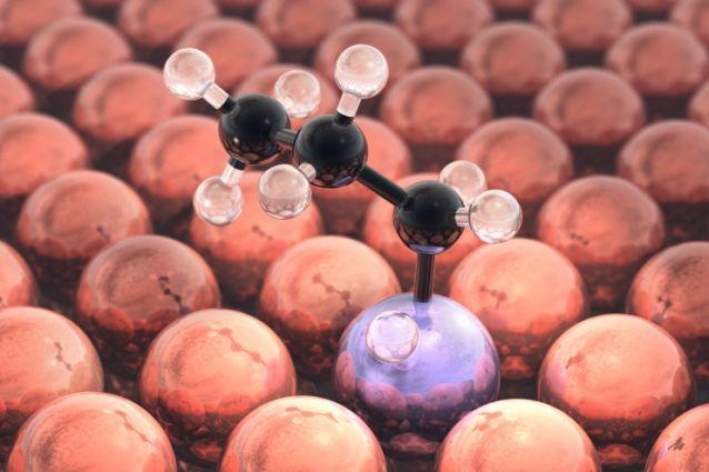 Researchers Use Quantum Chemical Simulations to Predict New Catalyst Architecture