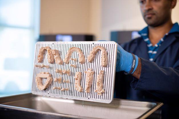 Nexa3D Launch xMODEL 2505 Material for Dental Prosthetics Powered by BASF Forward AM