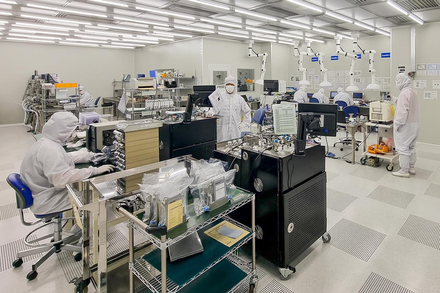 Brooks Instrument Opens New Manufacturing, Service and Applications Support Center in Korea