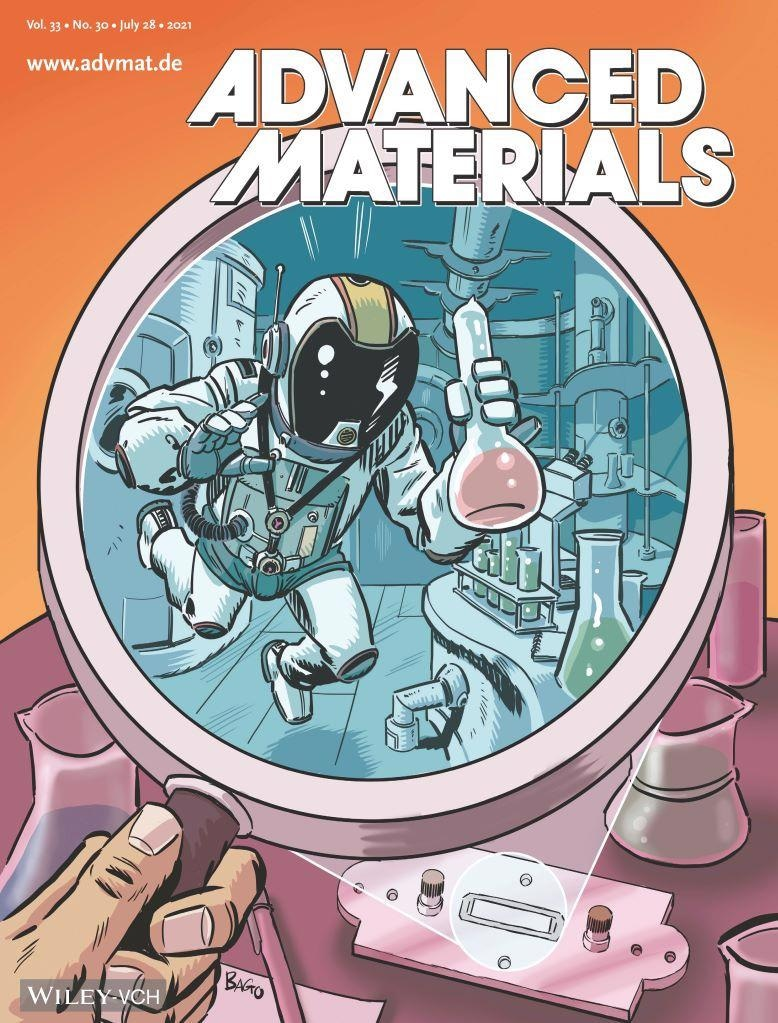 Researchers Synthesize 2D Porous Crystalline Materials in Simulated Microgravity