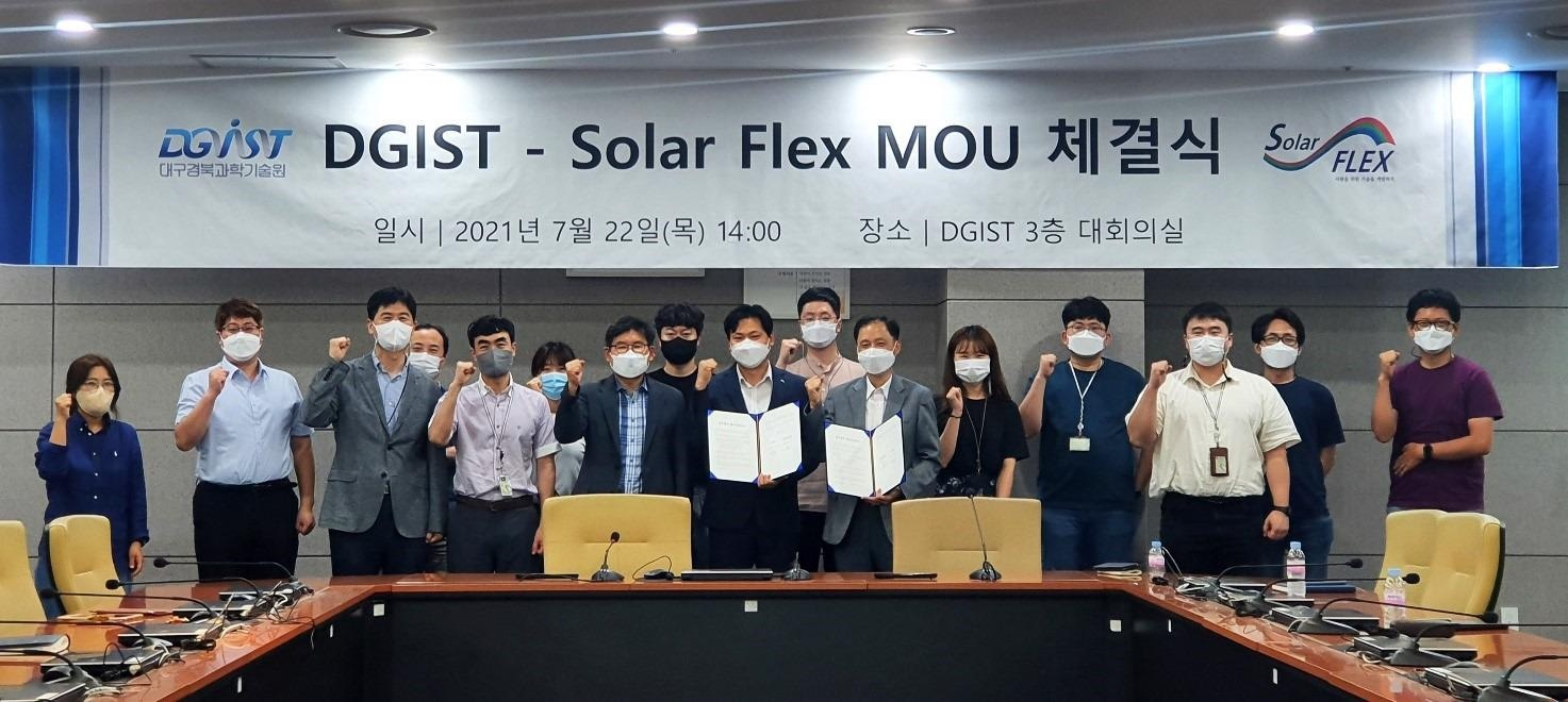 Record-High Power Conversion Efficiency Achieved for Thin Film Solar Cells