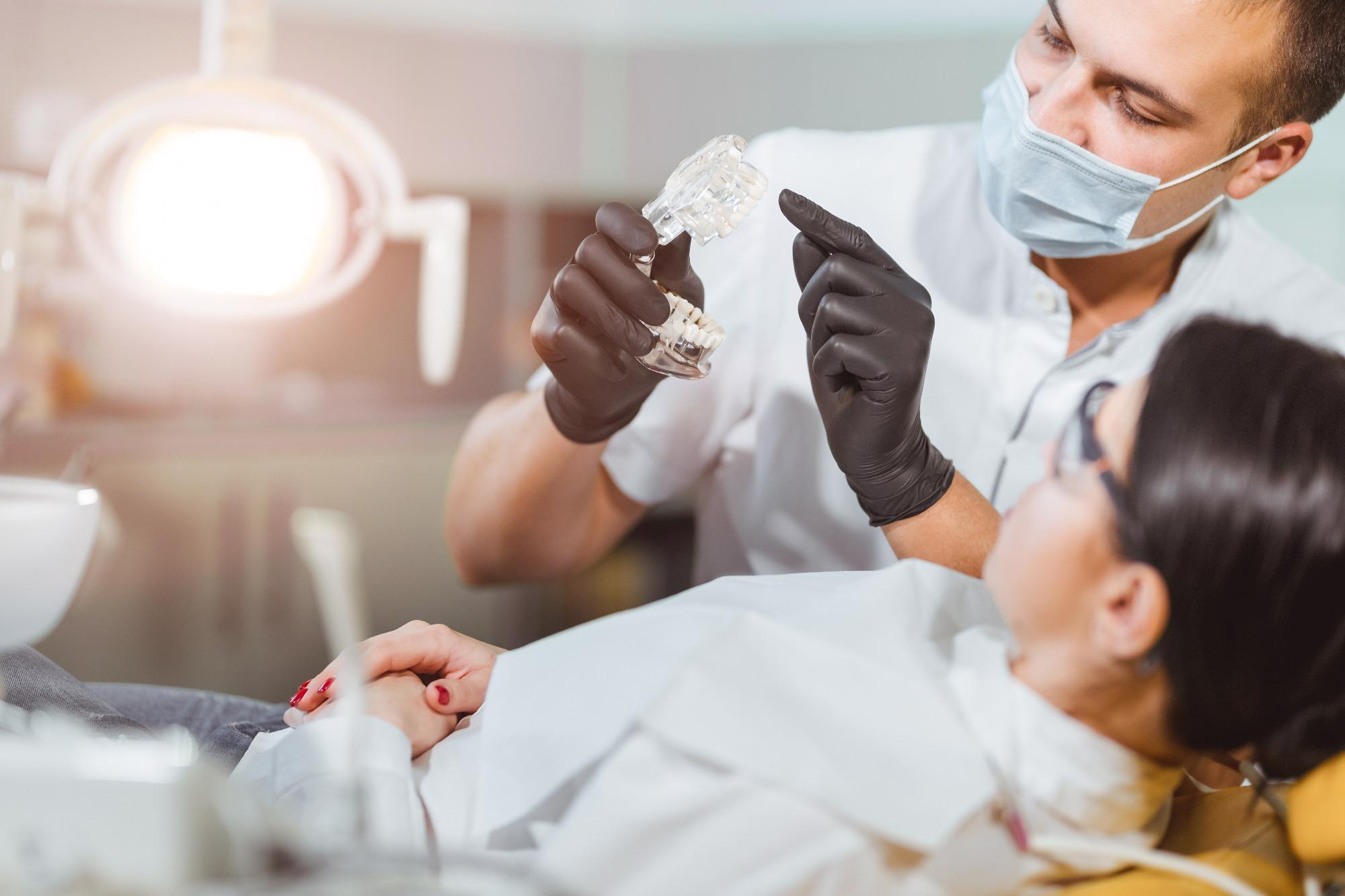 Graphene Oxide Could Give Dentistry a Boost