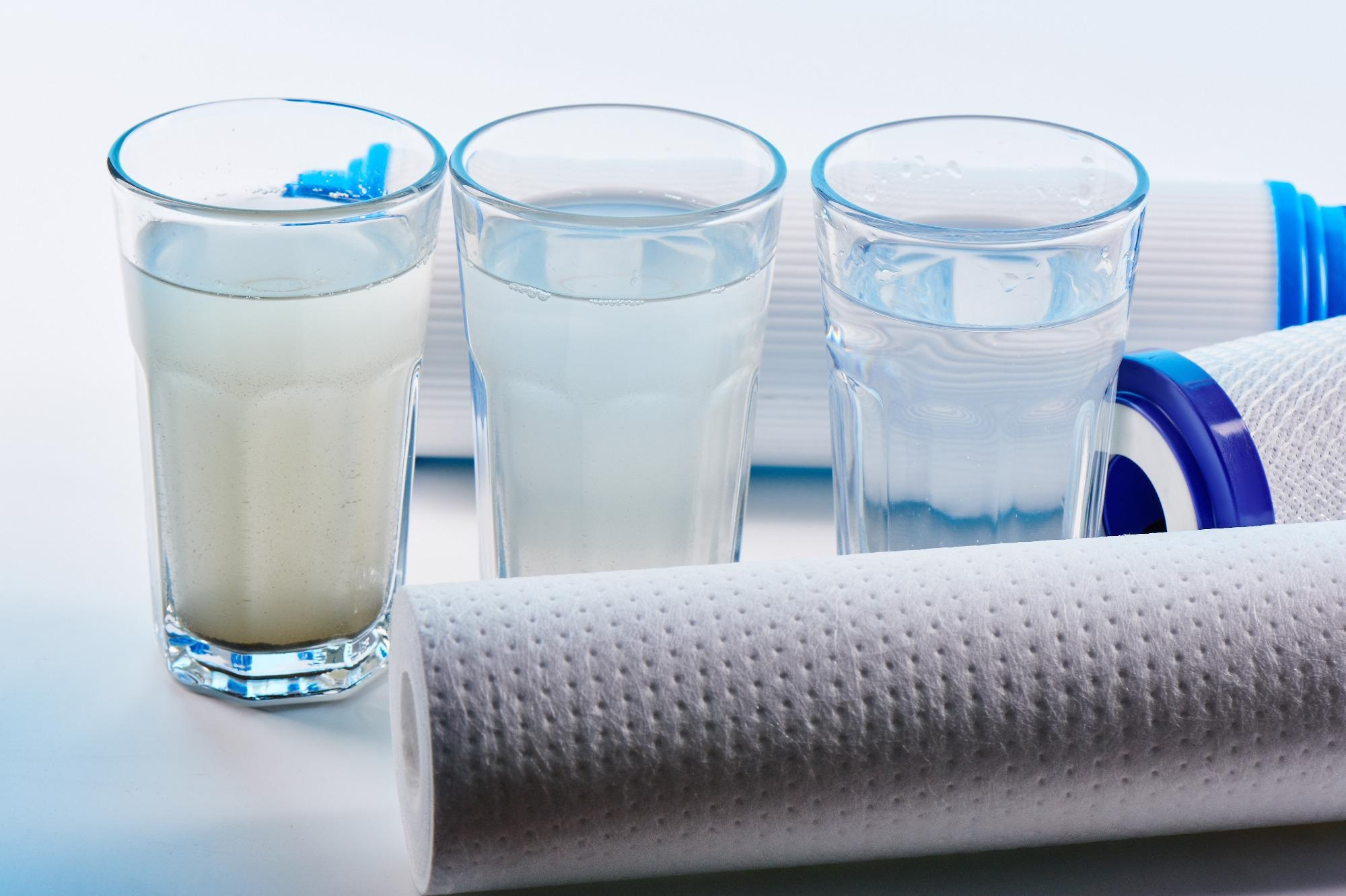 Synthetic Membrane Provides Safe Drinking Water, Enhances Industrial Production.