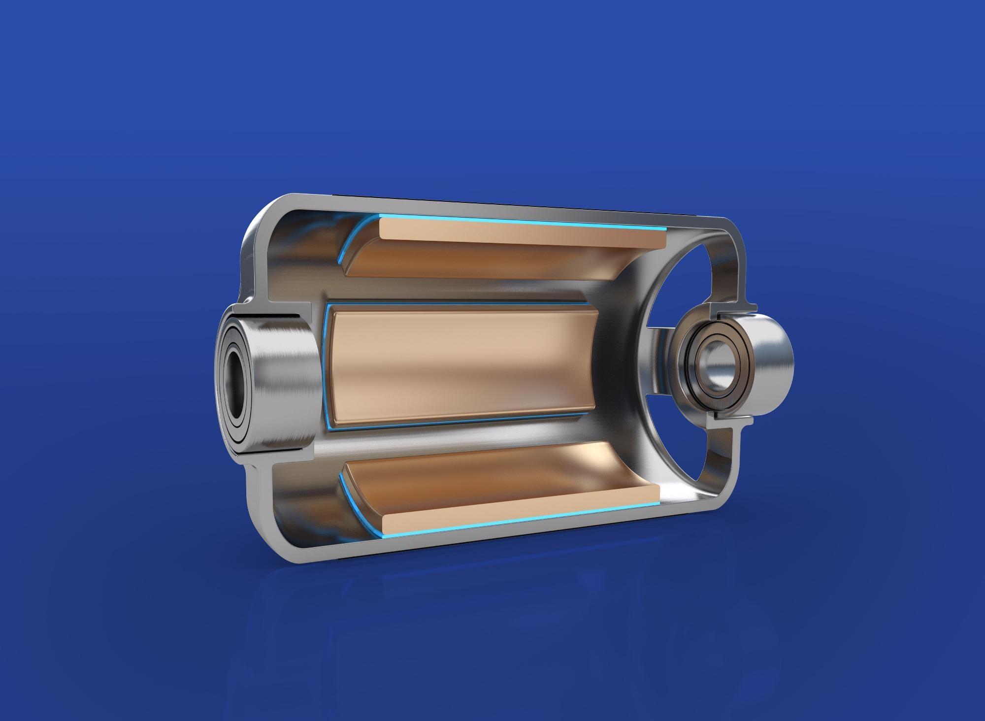 Panacol epoxy adhesive for bonding magnets into electric motors