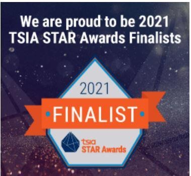 Oxford Instruments Selected as Finalists in the 2021  TSIA Star Awards Program