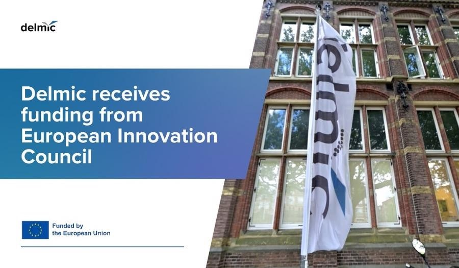 Delmic Receives Funding From European Innovation Council