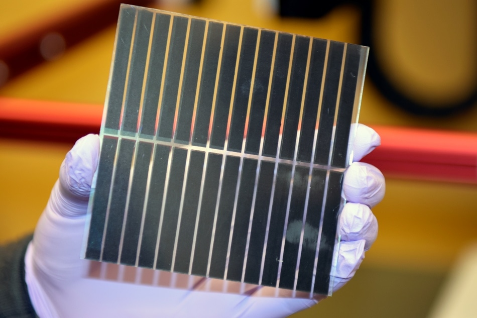 Perovskite Materials Could Replace Silicon in Solar Cells