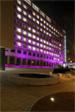 LEDs Transform Hamburg Landmark in the Evening and Night