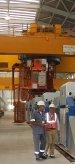Qatar Dignitaries Tour Almost Complete Aluminium Plant