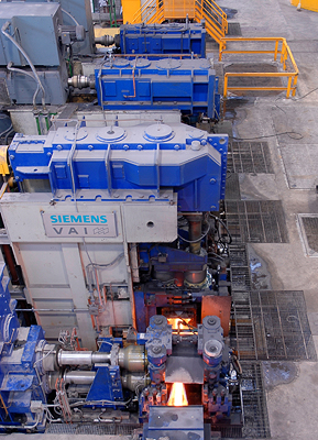 Siemens to Supply Bar Mill to Armenian Steelmaker