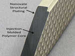 """Integran Technologies Inc. Advance its """"Structural Metal Plating-on-Polymer"""" Technology"""