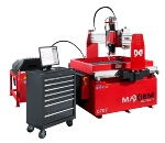 SouthMACH 2013: OMAX to Demonstrate High-Performance, High-Value Abrasive Waterjet Technology