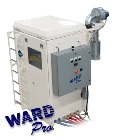 WARDJet Improves WARD Pro Waterjet Abrasive Recycling System