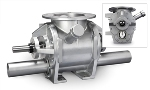 ACS Valves' BT Feeder/Airlock Enables Optimal Throughput of Hard-to-Convey Materials