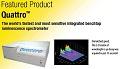 OBB Launches New Video Demonstration of the Quattro-IITM Spectrofluorometer and Phosphorimeter