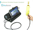 Powerful easy to use portable oxygen analyzer from OxySense