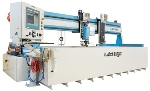 Jet Edge EDGE X-5 Waterjet Machine Can Cut Sophisticated Taper-Free 3D Parts