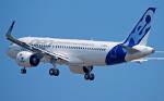 Hexcel congratulates Airbus on the A320neo Maiden Flight