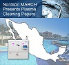 Nordson MARCH Presents Two Papers on Plasma Cleaning at the ECS/SMEQ Symposium, Cancun, Mexico, October 7, 2014  Session P4