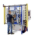 Thermo King Installs EFD Induction Automatic Brazing Machine