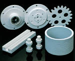 Unique Ceramic Allows for Machining Complex Parts with High Thermal Conductivity