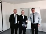 OmniProcess Awarded 'EMEA Distributor of the Year 2015' by SEAL Analytical