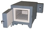 Lucifer Red Devil (RD) Box Furnace for Heat Treating Small Loads