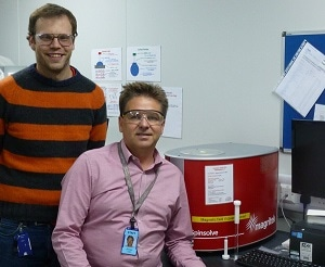 Johnson Matthey uses a Magritek Spinsolve Benchtop NMR system for materials characterisation in their Research Facility at Sonning Common, UK.R